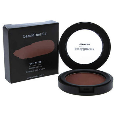 bareMinerals - bareMinerals Gen Nude Powder Blush - But First Coffe 0.21 oz