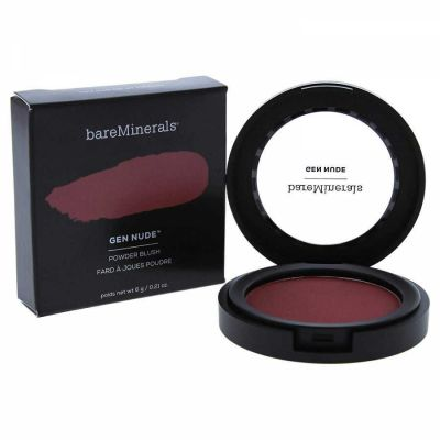 bareMinerals - bareMinerals Gen Nude Powder Blush - You Had Me At Merlot 0.21 oz