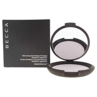 Becca - Becca Shimmering Skin Perfector Pressed Highlighter - Prismatic Amethyst 0.28 oz
