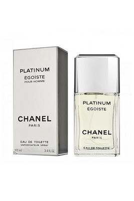 Chanel - Chanel Egoiste Platinum 100 ML EDT For Men Perfume (Original Perfume)