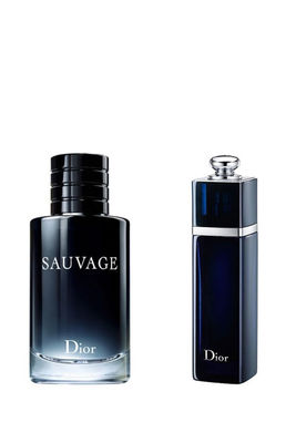 Christian Dior - Christian Dior Men And Women Perfume Set