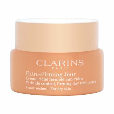 Clarins - Clarins Extra-Firming Day Wrinkle Control Firming Rich Cream - Dry Skin 1.7 oz