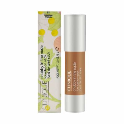 Clinique - Clinique Chubby in the Nude Foundation Stick - 07 Capacious Chamois 0.21 oz