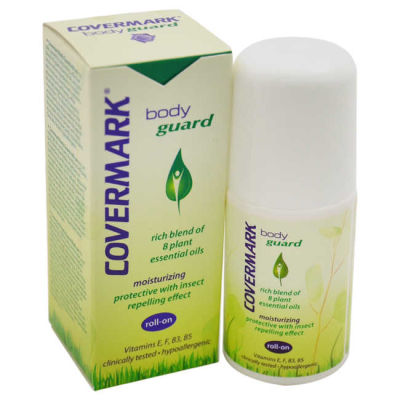 Covermark - Covermark Body Guard Moisturizing Protective With Insect Repelling Effect Roll-On 1.69 oz