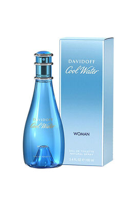 Davidoff - Davidoff Cool Water 100 ML EDT Women Perfume (Original Perfume)