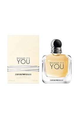 Emporio Armani - Emporio Armani Becouse It'S You 100 ML EDP Women Perfume (Original Perfume)