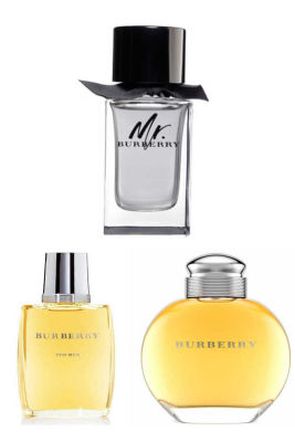 Burberry - For You and Your Love Burberry Unisex Set