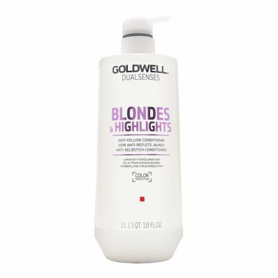 Goldwell - Goldwell Dualsenses Blondes and Highlights Conditioner 34 oz