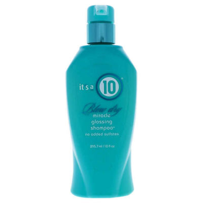 Its A 10 - Its A 10 Miracle Blow Dry Glossing Shampoo 10 oz