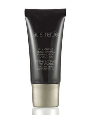Laura Mercier - Laura Mercier Silk Creme Moisturizing Photo Edition Foundation - Cashew Beige 1 oz