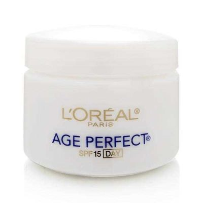 L'Oreal - LOreal Age Perfect Anti-Sagging & Ultra Hydrating Day Cream SPF 15 2.5 oz