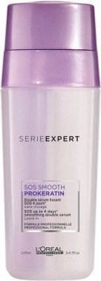 L'Oreal - LOreal Serie Expert SOS Smooth Pro Keratin Double Serum 2 x 15 ml