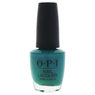 OPI - OPI Nail Lacquer - NL G45 Teal Me More-Teal Me More 0.5 oz