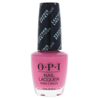 OPI - OPI Nail Lacquer - NL G54 Leather Electryfyin Pink 0.5 oz