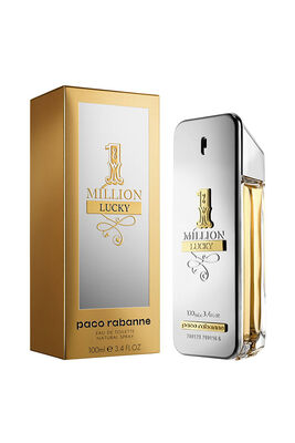 Paco Rabanne - Paco Rabanne 1 Million Lucky 100 ML EDT Men Perfume (Original Perfume)