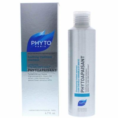 Phyto - Phyto Phytoapaisant Soothing Treatment Shampoo 6.7 oz
