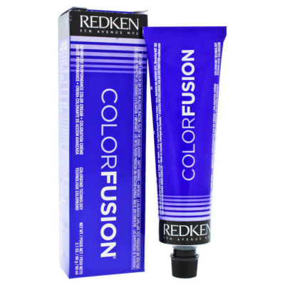 Redken - Redken Color Fusion Color Cream Cool Fashion 9Gv Gold/Violet 2.1 oz
