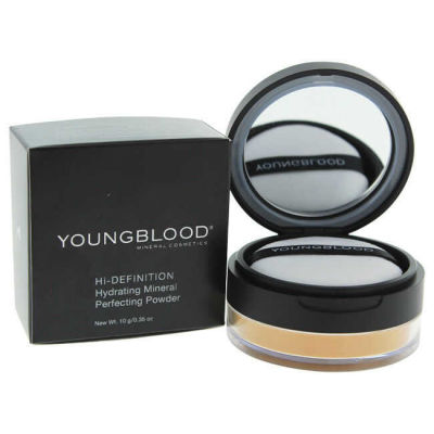 Youngblood - Youngblood Hi-Definition Hydrating Mineral Perfecting Powder - Warmth 0.35 oz